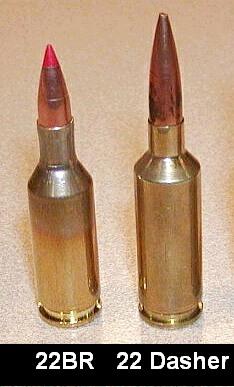 22BR Basics -- Reloading, 22BR case forming,  223 Bullets