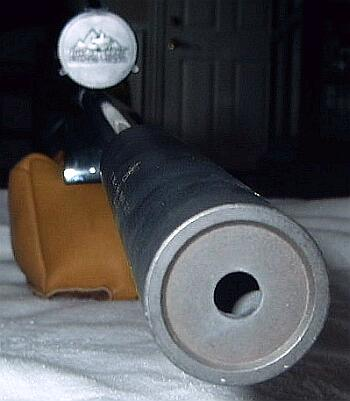 Rifle Silencer Suppressor